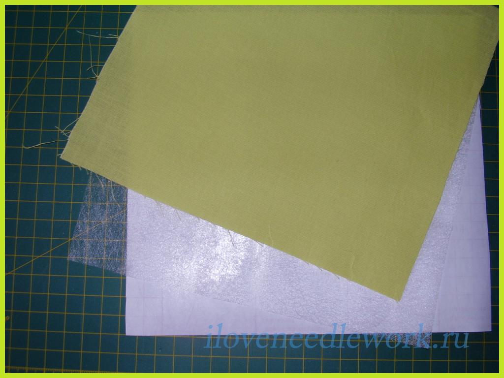 аппликации из ткани своими руками