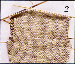 вязание носков подробно