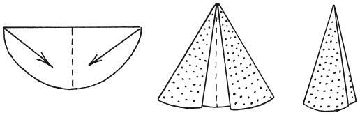 лоскутные уголки