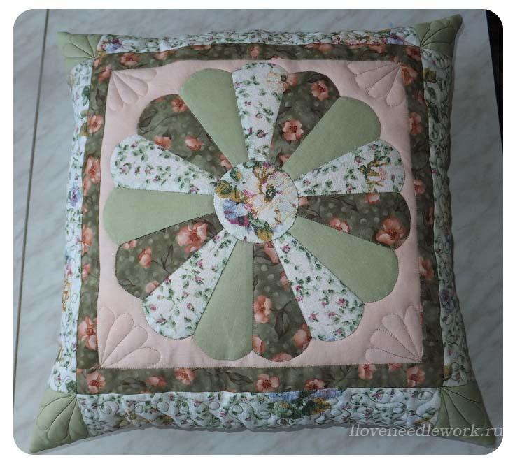 Схема по шитью подушек